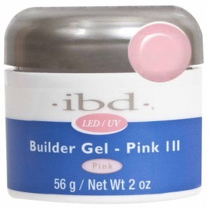 IBD Builder Gel - Pink III 2oz