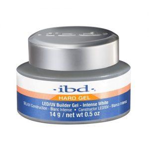 leduv - builder gel - intense white - 0.5oz