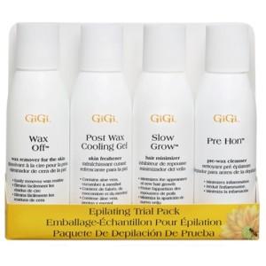 epilating trial pack