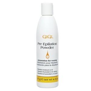 pre epilation powder