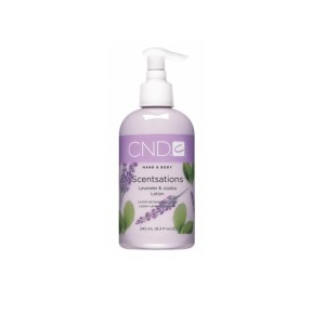 scentsations lotion - lavender & jojoba