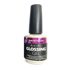 top glossing gel
