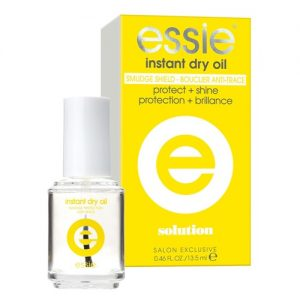 instant dry oil smudge shield