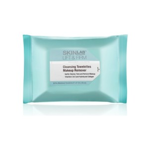 cleansing towelettes- skinlab