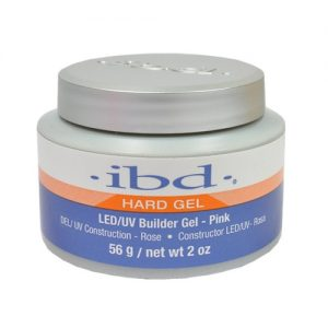 leduv - builder gel - pink - 2oz