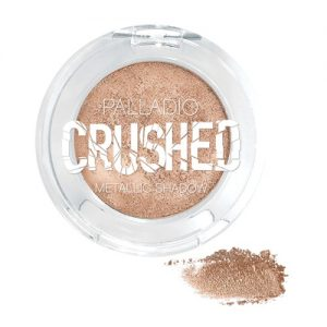 stardust - crushed metallic shadow