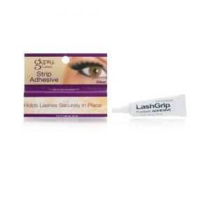gypsy lashes strip adhesive clear