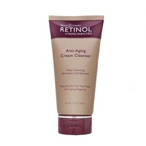 cream cleanser anti-aging