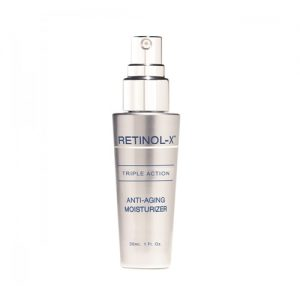triple action moisturizer retinol x