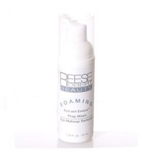 foaming eyelash extend prep wash