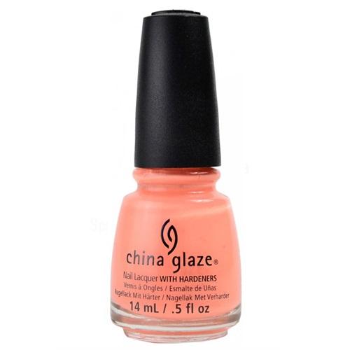 China Glaze Grey Nail Polish: China Glaze Nail Polish – Sun Of A Peach