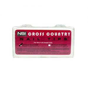 cross country nail tips 150 count size 1