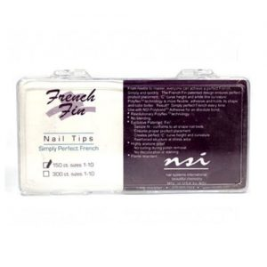 french fin nail tips 150ct