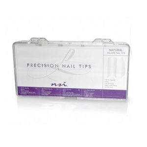 precision nail tips natural