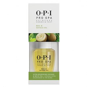 nail and cuticle oil 0.5oz - pro spa