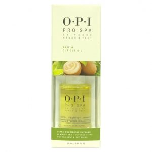 nail and cuticle oil 0.95oz - pro spa