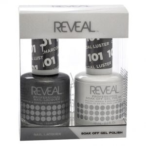 101 charcoal luster