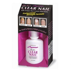 dr g clear nail