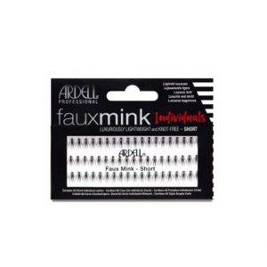 Short Faux Mink Indiv
