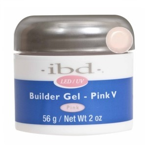IBD Builder Gel - Pink V 2oz