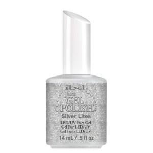ibd Just Gel Polish - Silver Lites