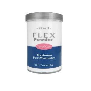 ibd flex powder crystal clear 16oz