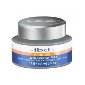 leduv - builder gel - pink V - 0.5oz