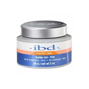 uv builder gel - pink - 2oz