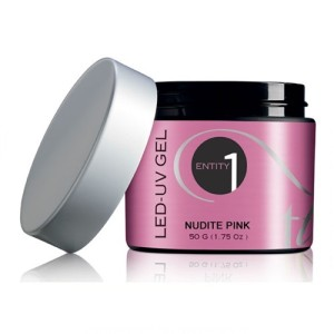 Entity One LED-UV Gel nudite pink 50g