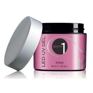 Entity One LED-UV Gel pink 50g