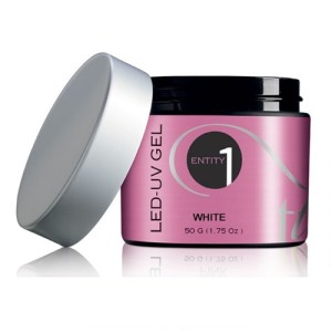 Entity One LED-UV Gel white 50g