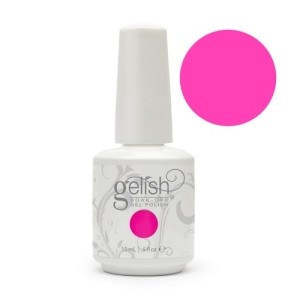 Gelish - All About the Glow - Make You Blink Pink