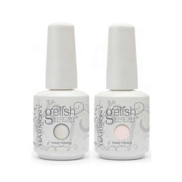 Harmony Gelish French Manicure Set Sheek White