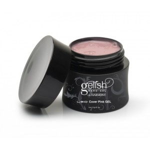 Gelish Hard-Gel LED Cover Pink Gel 0.5oz