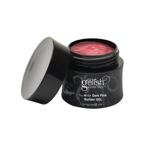 Gelish Hard-Gel LED Dark Pink Builder Gel 0.5oz