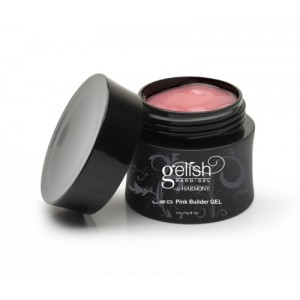 Gelish Hard-Gel LED Pink Builder Gel 0.5oz