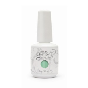 Gelish Love in Bloom - a mint of spring
