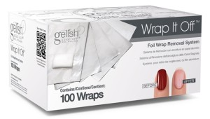 Gelish Wrap It Off