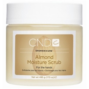 almond moisture scrub 495g