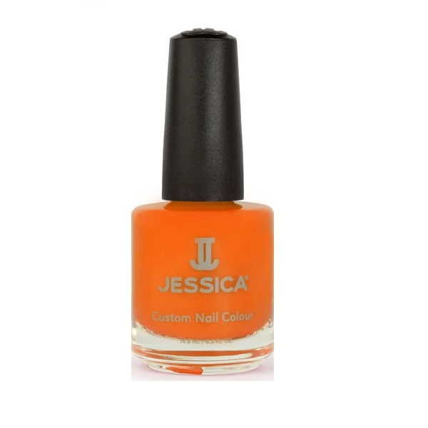 Jessica Nail Polish – 3D Tangerine | Ella Gray