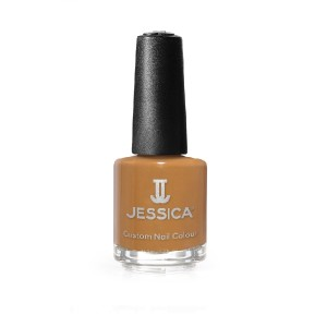 jessica nail colors - bittersweet