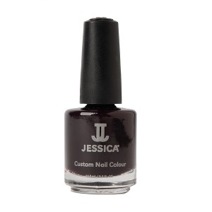 jessica nail colors - black ice
