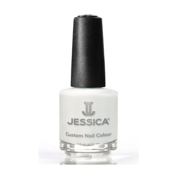 Jessica Nail Polish – Chalk White | Ella Gray