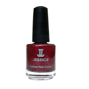 jessica nail colors - cinderella red