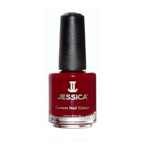 jessica nail colors - crimson reflections