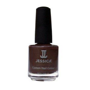 jessica nail colors - hot fudge
