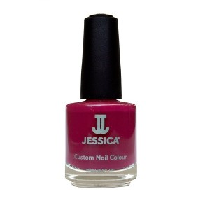 jessica nail colors - majestic plum