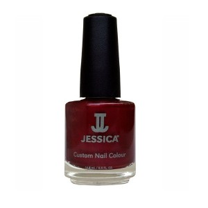 jessica nail colors - merlot