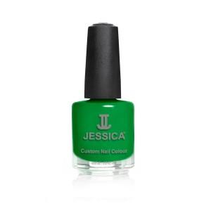 jessica nail colors - mint mojito green