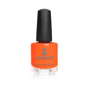 jessica nail colors - orange you glad to see me
